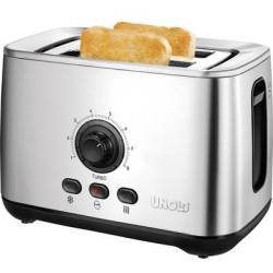 Unold 38955 Toaster Turbo function Stainless steel