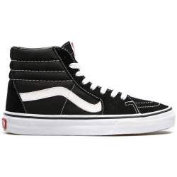 Vans UA SK8 Hi women's Shoes (High top Trainers) in Black