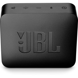 JBL GO 2 Portable Waterproof Bluetooth Speaker Black