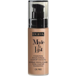 PUPA Made To Last Extreme Staying Power Total Comfort Foundation (Various Shades) Golden Beige