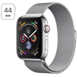 Apple Watch Series 4 LTE MTX12FD A Stainless Steel Milanese Loop 44mm 16GB Silver