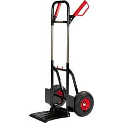 pro bau tec® 100054 Sack barrow folding Steel Load capacity (max.) 200 kg