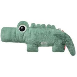 Done by Deer Tiny Tropics Cuddle Friend Croco Soft Toy Green