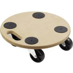 Meister Werkzeuge 0821350 Dolly Wood Load capacity (max.) 150 kg