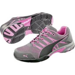 PUMA Safety Celerity Knit Pink 642910 41 Protective footwear S1 Size 41 Grey Pink 1 Pair