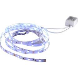 LeuchtenDirekt Teania 81209 70 LED strip set plug 12 V 300 cm RGB