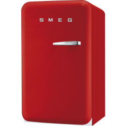 SMEG FAB10HLR Mini Fridge Red Red