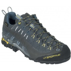 La Sportiva Hyper GTX Approach shoes size 42 5 black