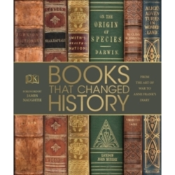 Books That Changed History by DK (Hardback 2017)