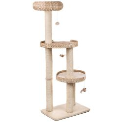 Natural Home III Cat Tree Beige