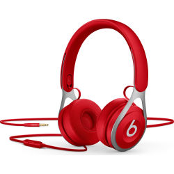 BEATS BY DR DRE EP Headphones Red Red