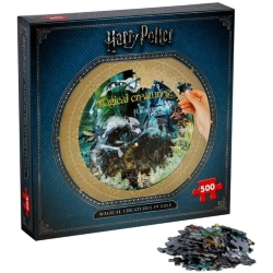 Harry Potter Magical Creatures Jigsaw Puzzle 500 Pieces