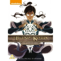 The Legend Of Korra The Complete Series