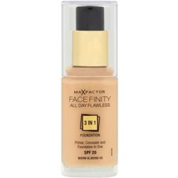 Max Factor Facefinity 3 in 1 Foundation (Various Shades) Beige