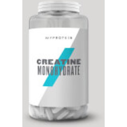 Creatine Monohydrate Tablets 250Tablets Unflavoured