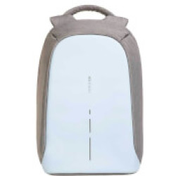 XD Design Bobby Compact Anti Theft Backpack Bag Pastel Blue