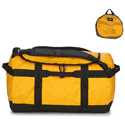 The North Face Base Camp Duffel Small Luggage size 50 l orange black