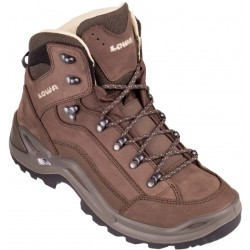 Lowa Renegade LL Mid Walking boots size 10 Regular brown