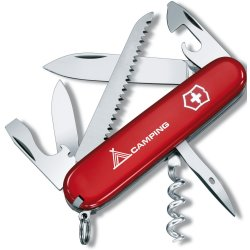 Victorinox Camper 1.3613.71 Swiss army knife No. of functions 13 Red