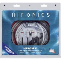 Hifonics CR 10WK Car stereo headstage amp connector kit 10 mm²