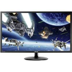 Asus VP27VQ LED 71.1 cm (28 ) EEC B (A D) 3840 x 2160 p UHD 2160p (4K) 1 ms HDMI™ DisplayPort Headphone jack (3.5 mm) TN LED