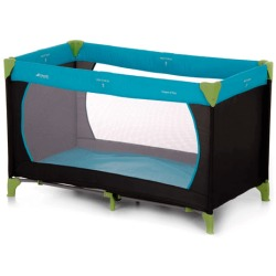 Hauck Dream 'n Play Travel Cot Play Pen Blue