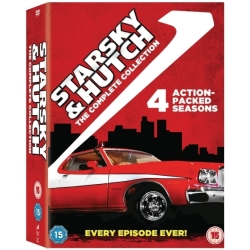 Starsky and Hutch The Complete Collection (Box Set) DVD