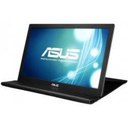 Asus Mb168B Portable Usb Monitor 15.6 Inch Hd Usb Powered Ultra Slim Smart Case