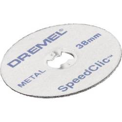 Dremel SC456B 2615S456JD Cutting disc (straight) 38 mm 3.2 mm 12 pc(s)