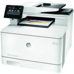 Hewlett Packard HP Color LaserJet Pro M477fnw Wireless Multifunction