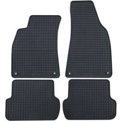 Petex 12210 Car floor mat (specific car make) Audi Q5 Compound styrene nitrile and natural rubber Black