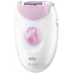 Braun Silk Epil 3 Leg and Body Epilator and Shaver EU Plug