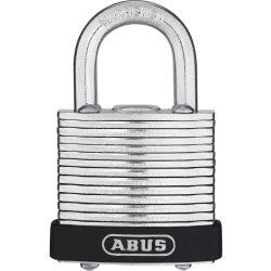 Abus 41 Series Laminated Steel Padlock 30mm Standard