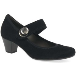 Gabor Nola Womens Mary Jane Court Shoes women's Court Shoes in Black