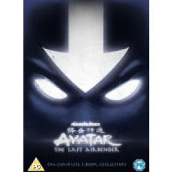 Avatar The Last Airbender Complete Collection DVD