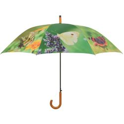 Esschert Design Umbrella Butterflies 120 cm TP211