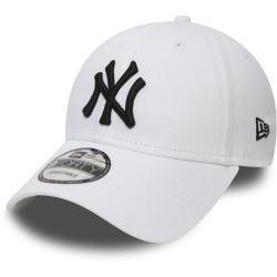 New Era MLB 9FORTY New York Yankees Cap White