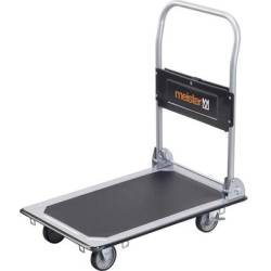 Meister Werkzeuge 8985530 Flatbed trolley folding compartment Steel Load capacity (max.) 150 kg