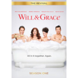 Will and Grace The Revival Season One DVD