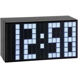 TFA Dostmann Time Block Digital Alarm Clock