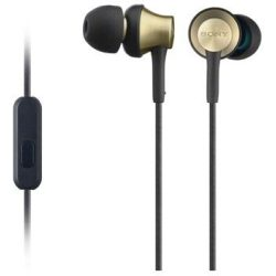 Sony MDR EX650 Monitor In Ear Headphones Gold
