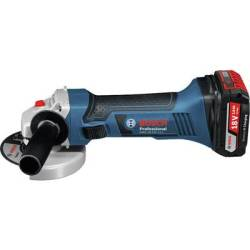 Bosch Professional 060193A308 Cordless angle grinder 125 mm 18 V