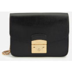 Furla Women's Metropolis Small Cross Body Bag Black