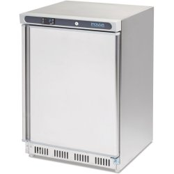 Polar C Series Stainless Steel Under Counter Freezer 140Ltr