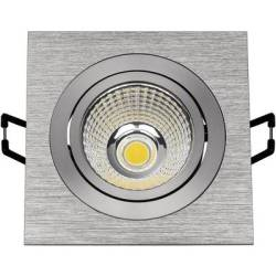 New Tria 113916 LED recessed light 6.6 W Aluminium (brushed)