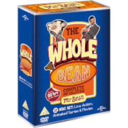 The Whole Bean Complete DVD Collection