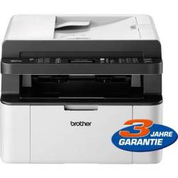 Brother MFC 1910W Mono laser multifunction printer A4 Printer scanner copier fax USB Wi Fi ADF