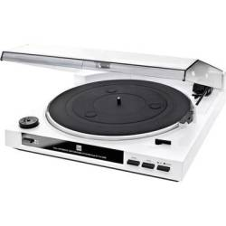Dual DT 210 weiß USB turntable Belt drive White
