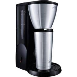 Melitta Single 5 Therm Coffee maker Stainless steel (brushed) Black Cup volume 5 Thermal jug
