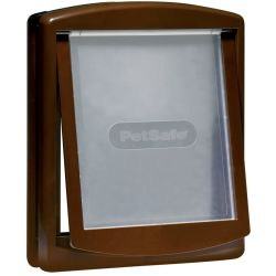 PetSafe 2 Way Pet Door 775 Large 35.6x30.5 cm Brown 5024